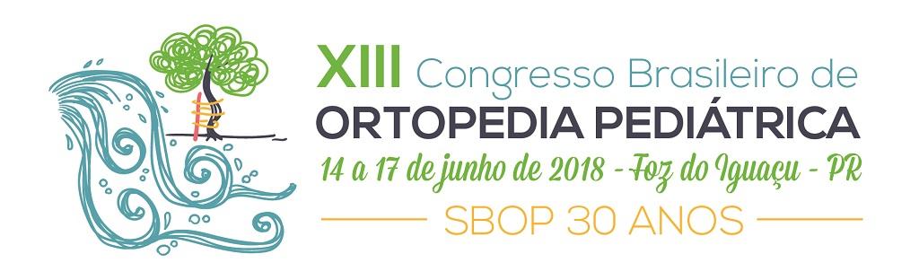 Congresso Brasileiro de Ortopedia Pediatrica 2018