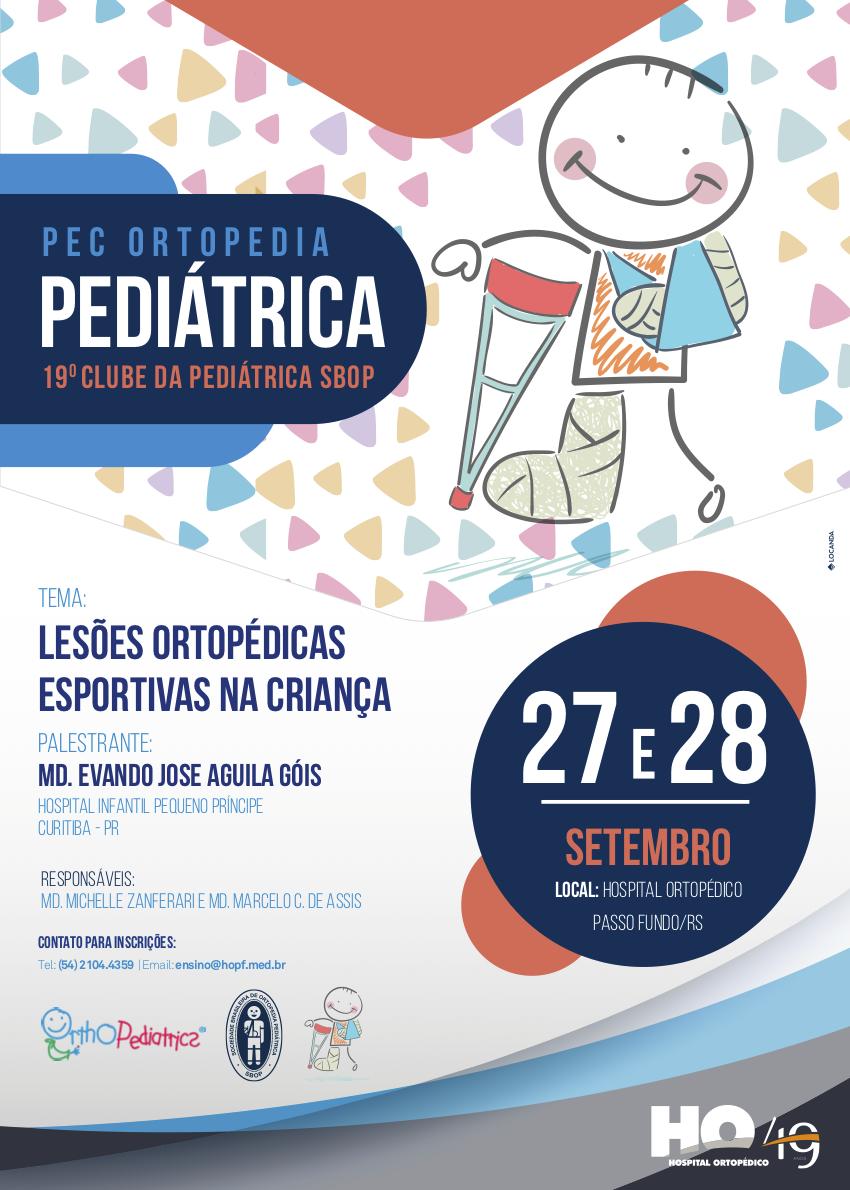 19º Clube da Pediatrica