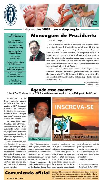 Informativo SBOP - 04
