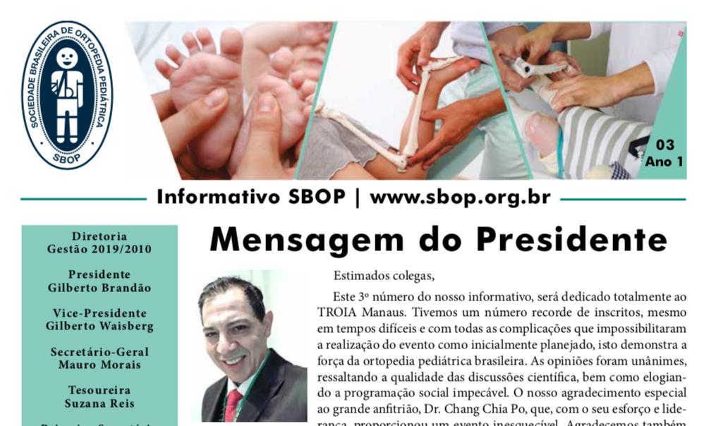Informativo SBOP - 03