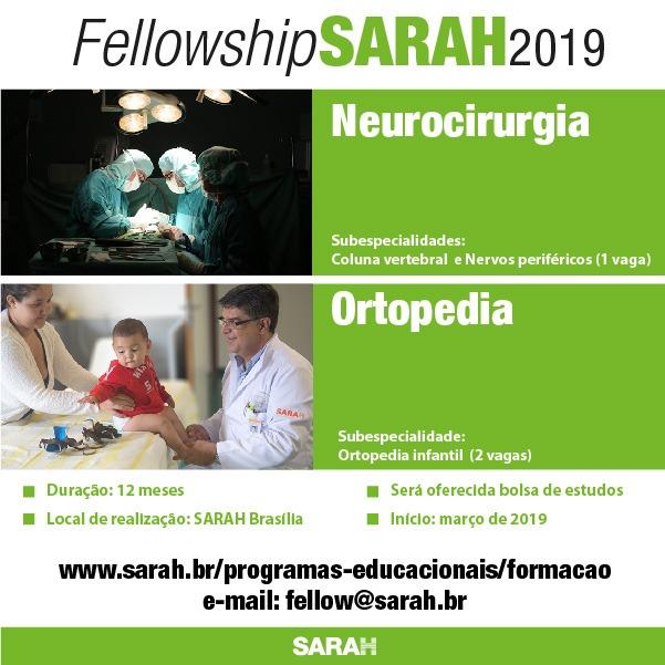 Fellowship Sarah 2019